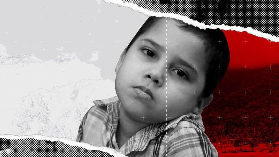 Image of a Venezuelan child