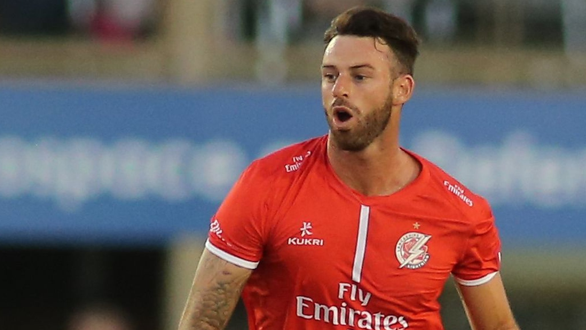 Jordan Clark: Lancashire all-rounder to join Surrey next season