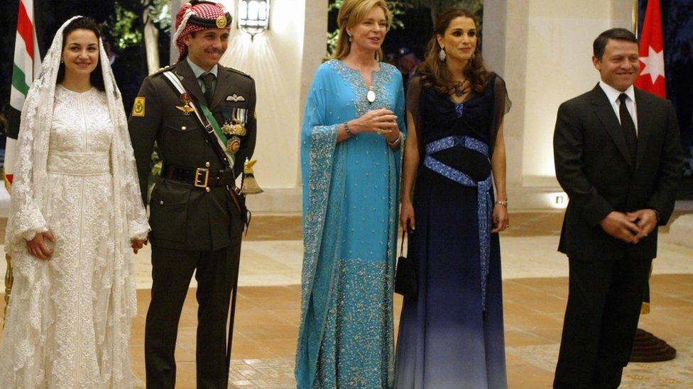 Familia real de Jordania