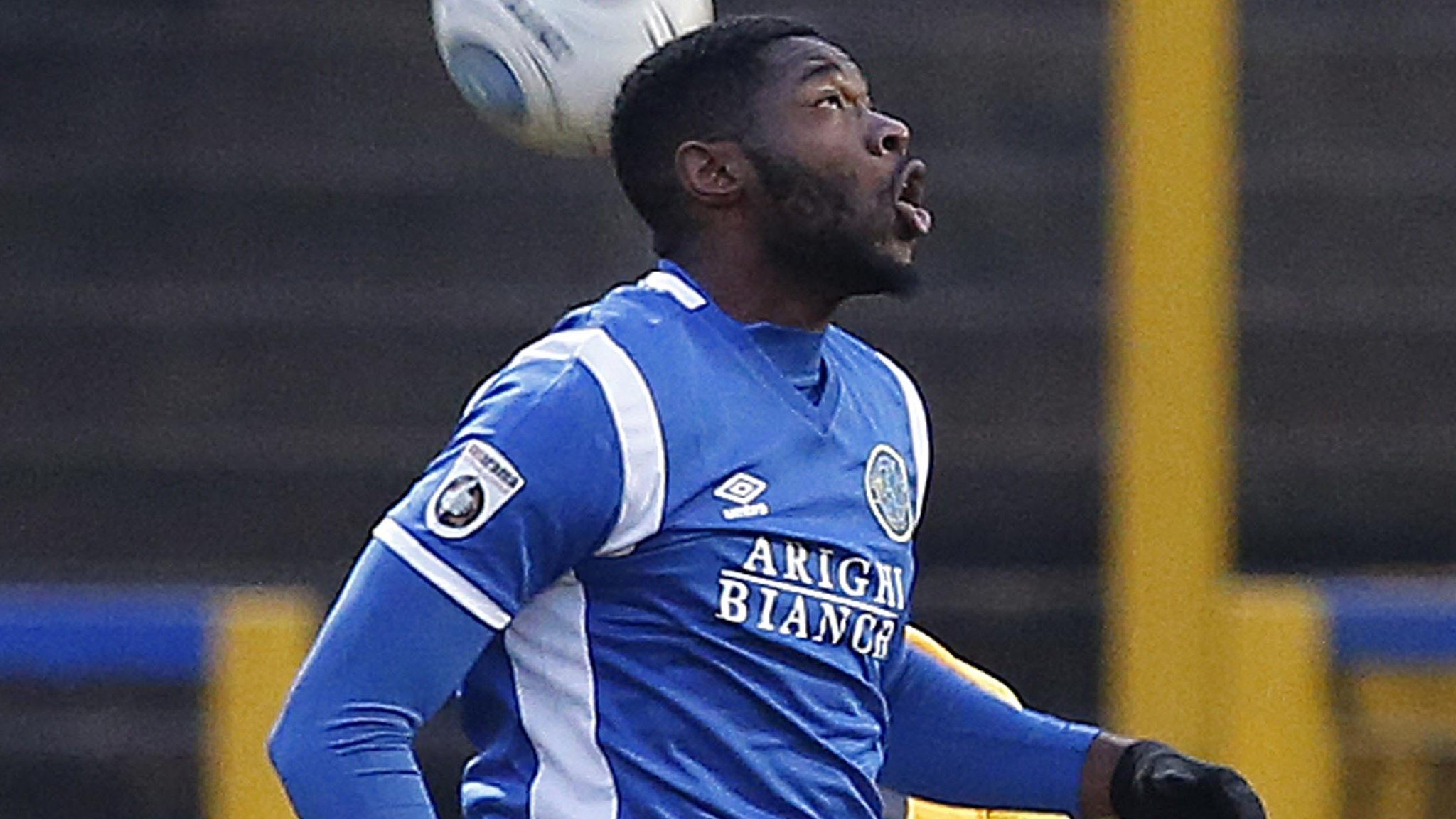 Nathan Blissett: Macclesfield Town sign Plymouth Argyle striker on two-year deal