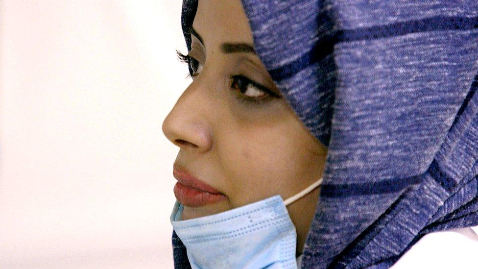 تلقت زهى دعما كبيرا بوصول منظمة أطباء بلا حدود