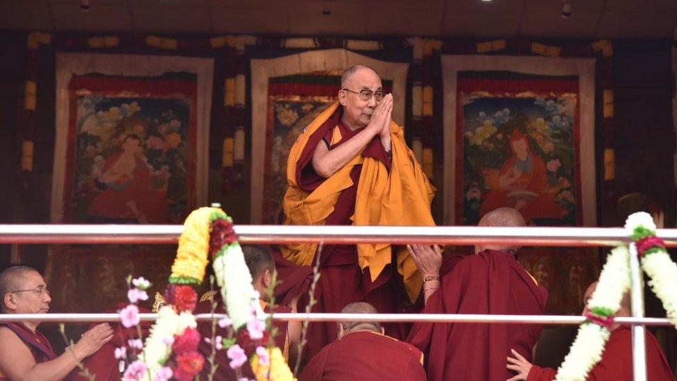 تطالب الصين الهند يوقف نشاطات حركة استقلال التبت على أراضيها
