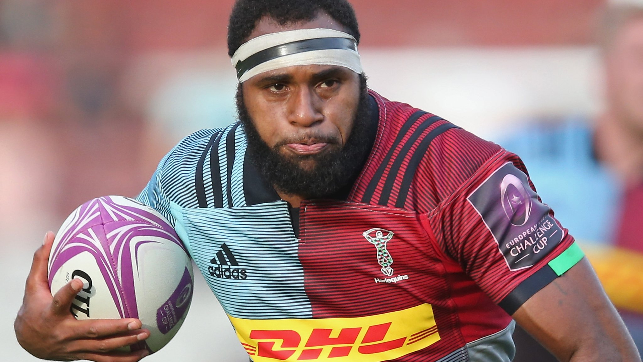 European Rugby Challenge Cup: Harlequins v Benetton