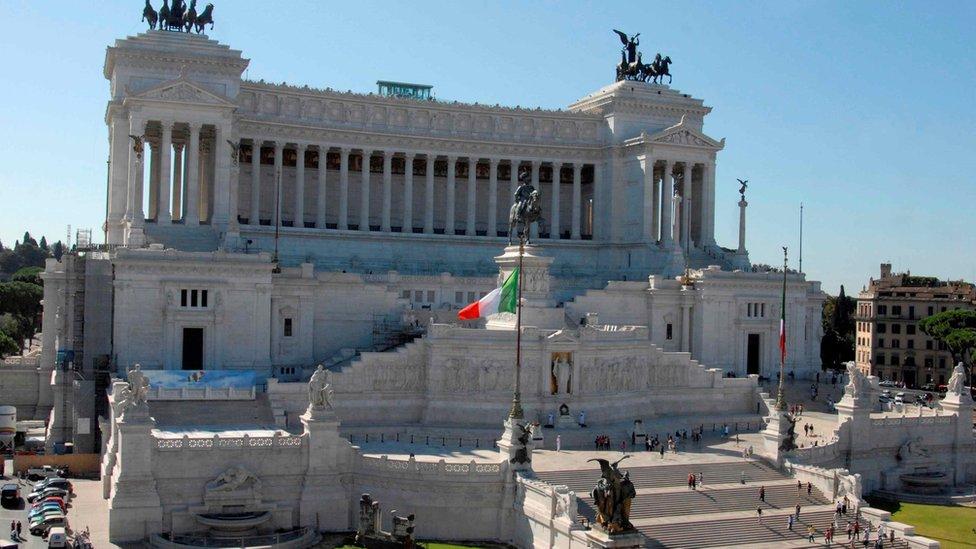 روما إيطاليا