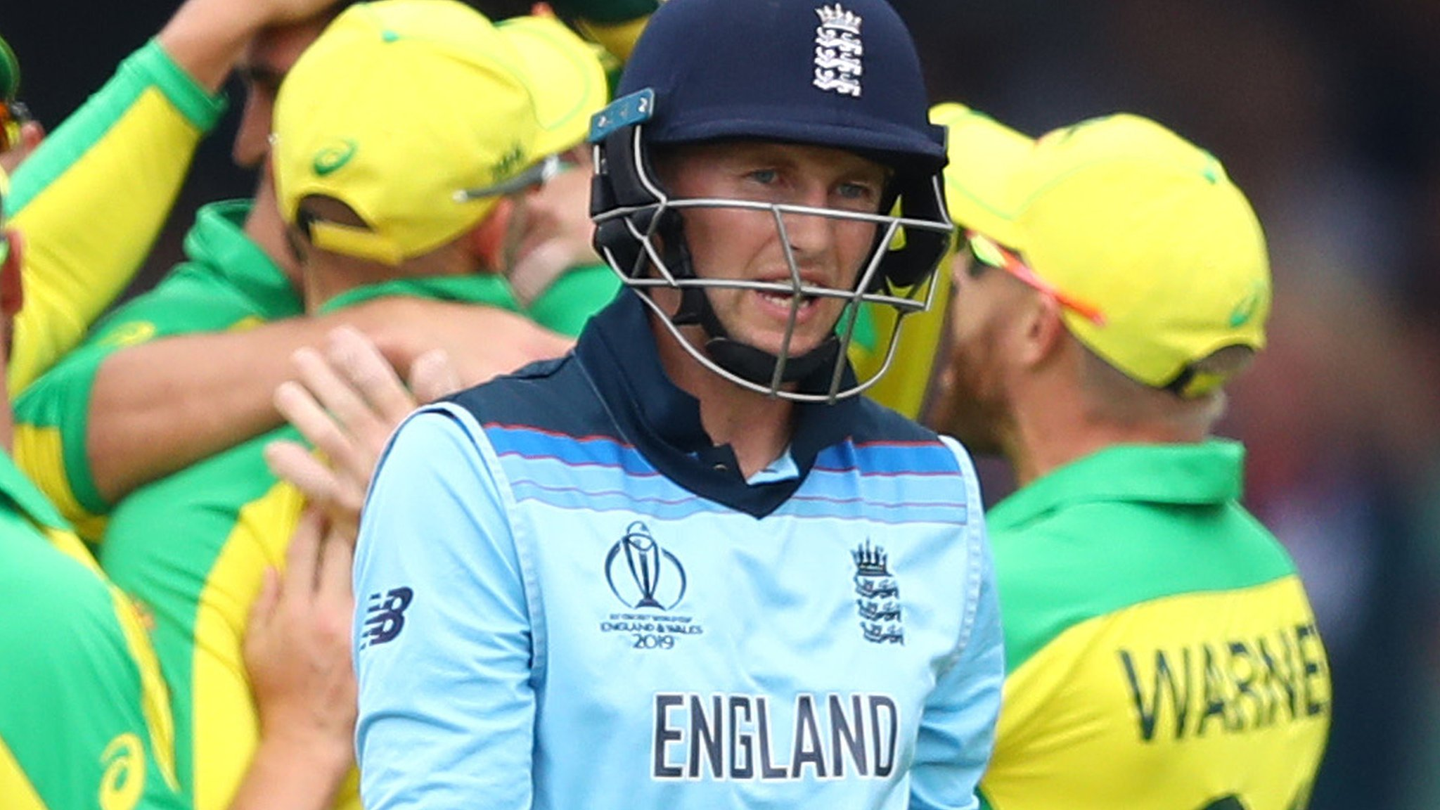 England semi-final hopes in balance after World Cup defeat by Australia - highlights & report