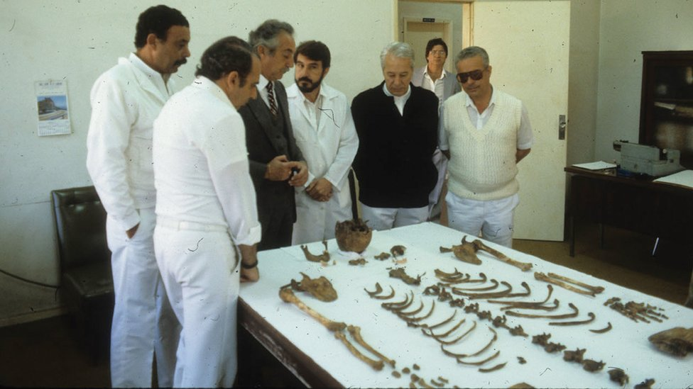 Expertos brasileños, estadounidenses, alemanes e israelíes participaron de la investigación.