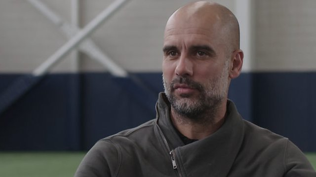 Pep Guardiola's FA Cup memories: 'I love the traditions'
