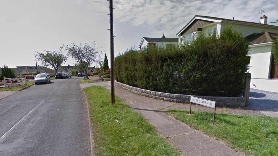 Elderly couple found dead in Torquay house