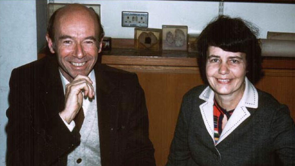 Michel y Francoise Gauquelin