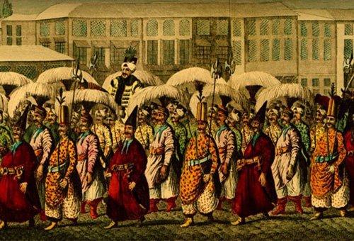 Yeniçeri ordusu 1826