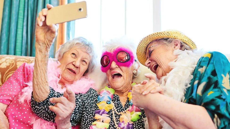 Perempuan lanjut usia