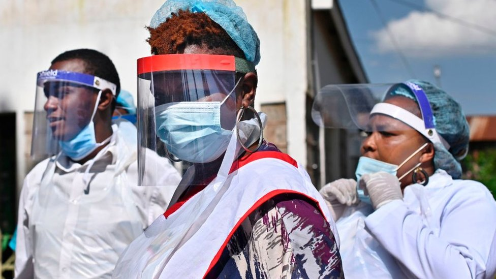 Coronavirus in Africa: Contained or unrecorded? - BBC News