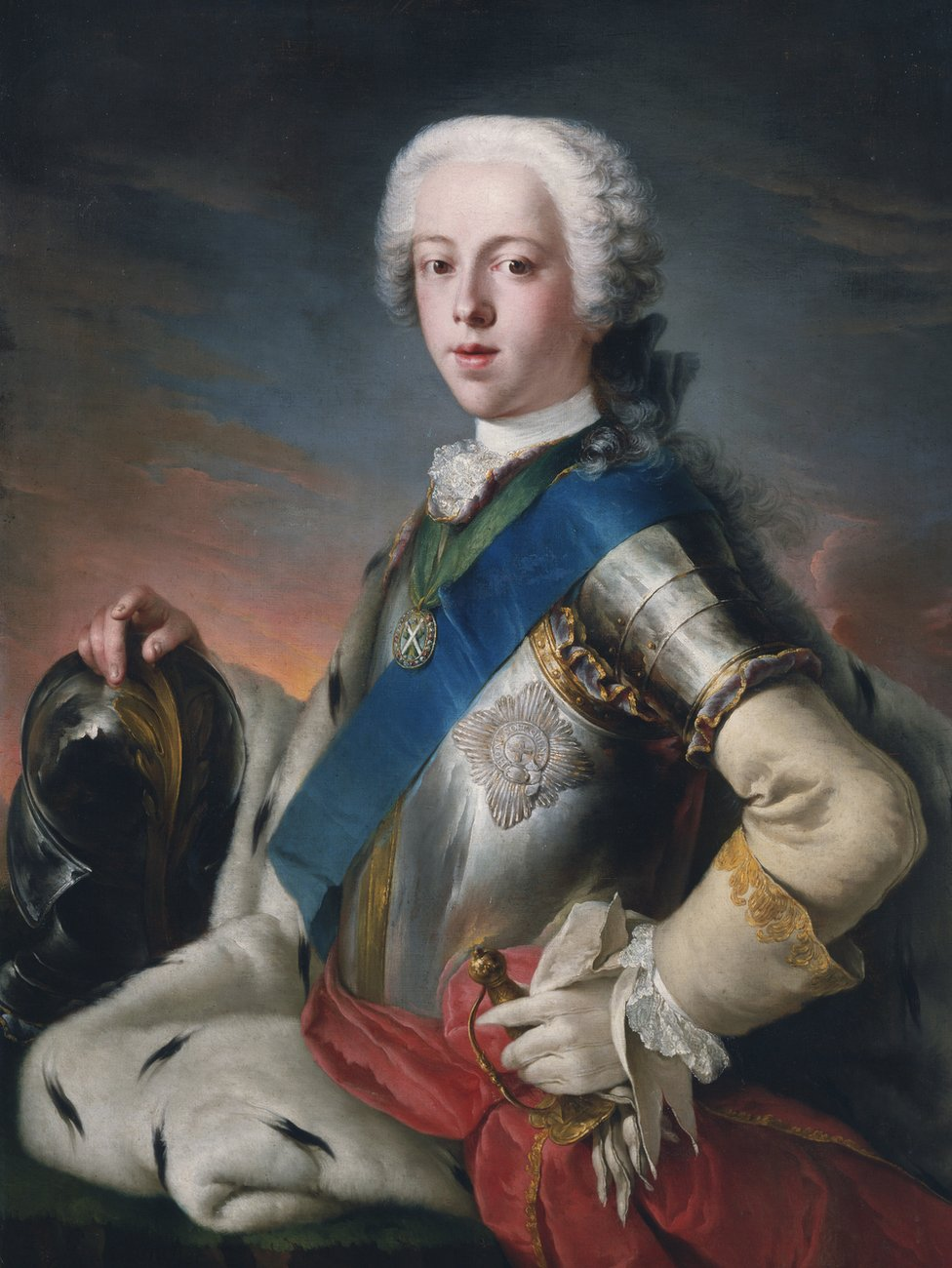 Louis Gabriel Blanchet, Prince Charles Edward Stuart, 1739. Royal Collection Trust © Her Majesty Queen Elizabeth II.jpg