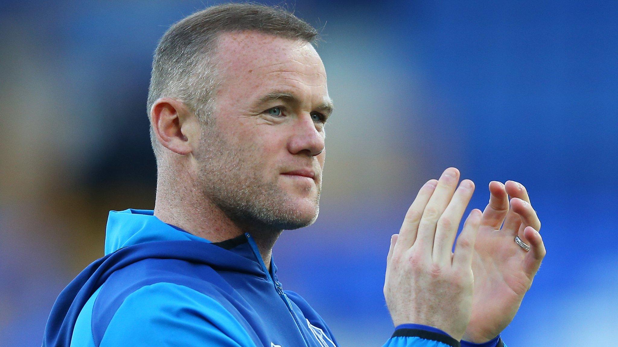 Wayne Rooney: DC United hopeful over deal to sign Everton forward