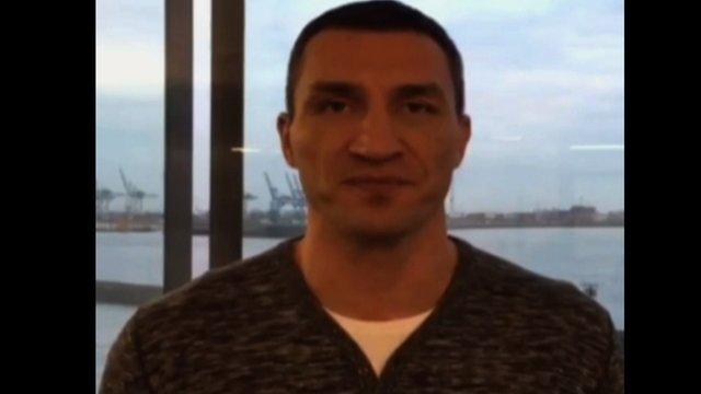 Wladimir Klitschko announces Fury rematch