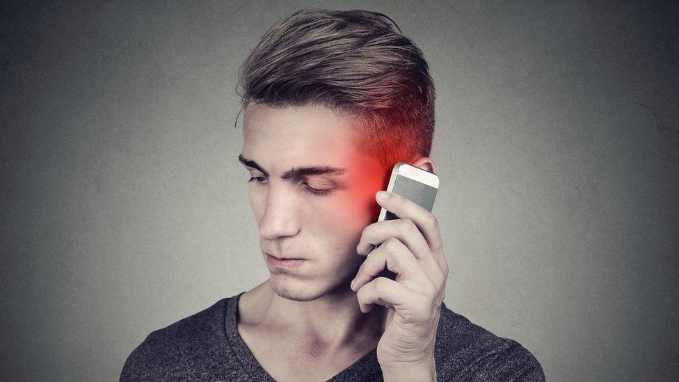 celular radiación