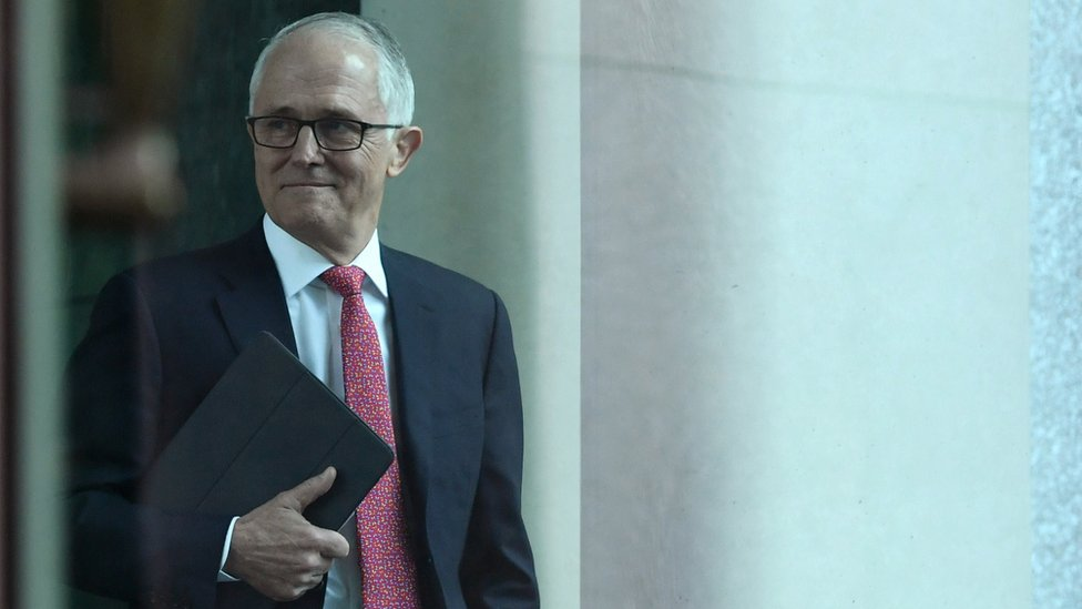 Malcolm Turnbull: Australian PM survives leadership challenge