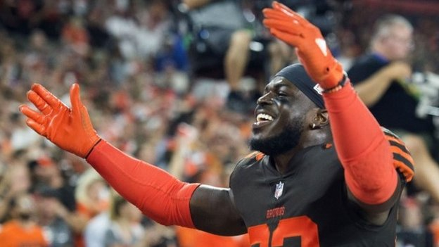 Free beer as Cleveland Browns finally end 635-day winless run