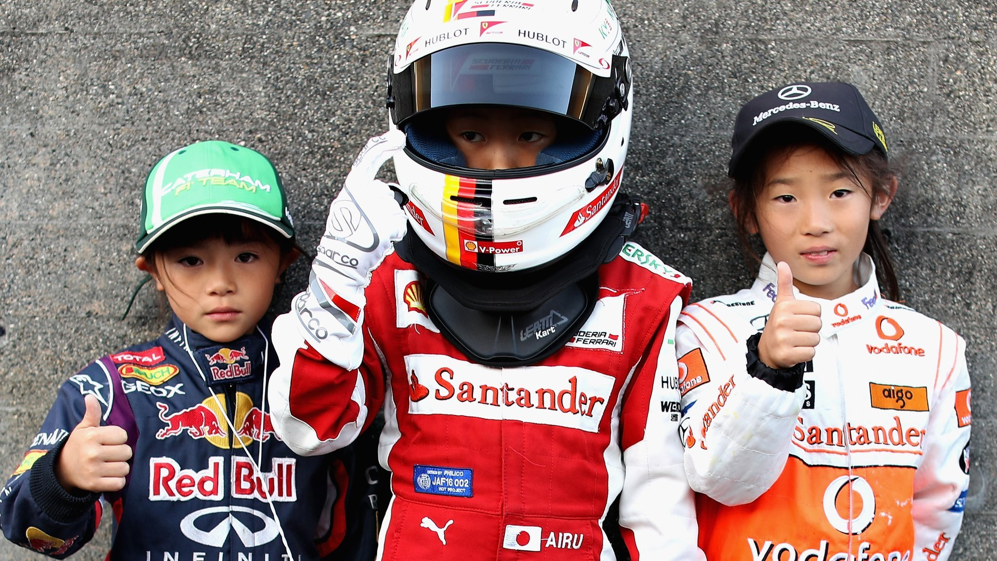'Grid kids' to replace 'grid girls' in F1