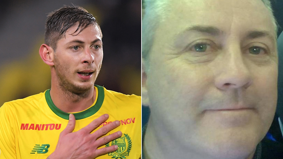 Emiliano Sala: Search for missing footballer's plane postponed