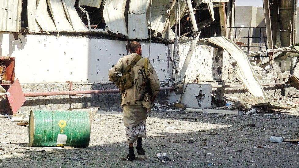 الصراع في اليمن