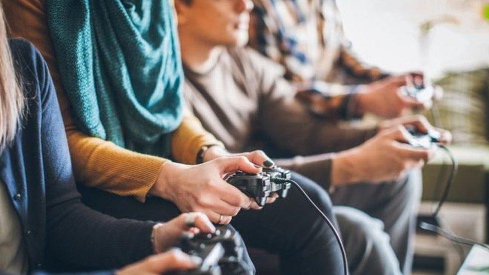 إدمان ألعاب الفيديو