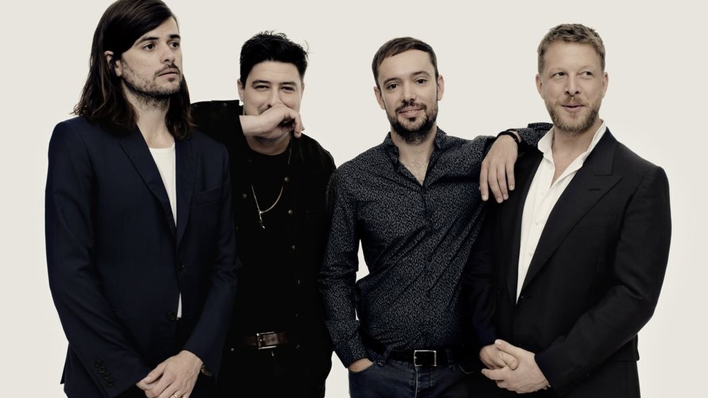 Mumford & Sons on death, depression and divorce