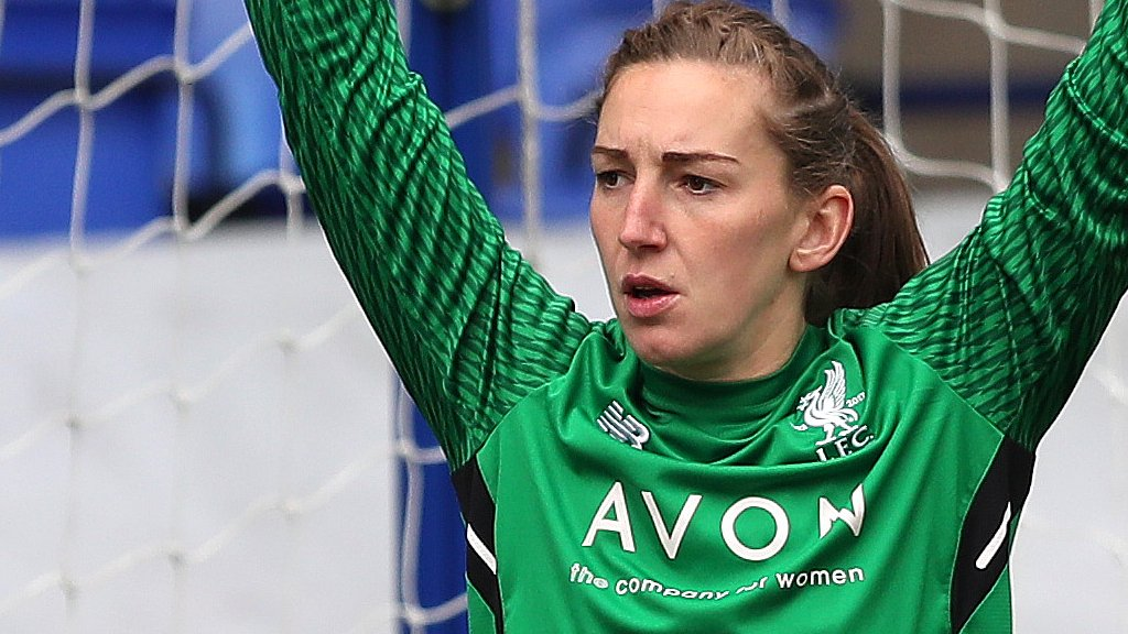 Keeper Chamberlain to leave Liverpool Ladies