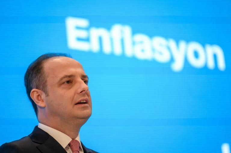 Merkez Bankası Başkanı Murat Çetinkaya Cumhurbaşkanlığı kararnamesiyle görevinden alındı