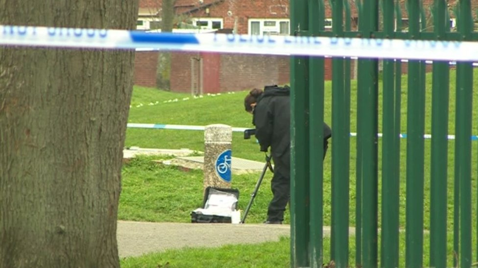 Man charged over Portsmouth police officer park stabbing