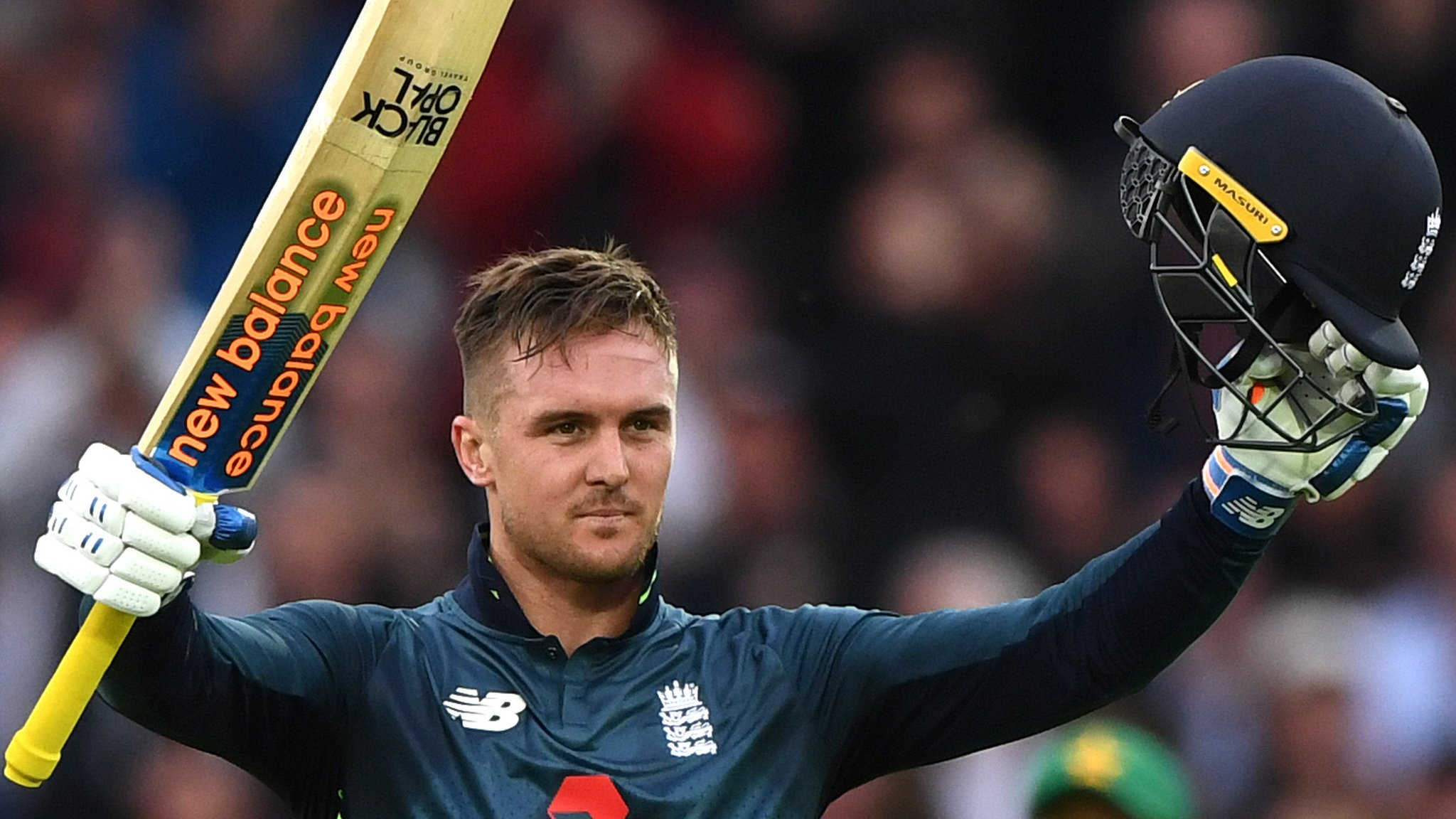 Roy hits century as England seal series win over Pakistan