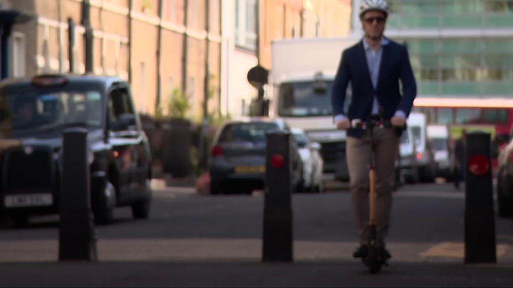 Should rules be changed for electric scooters in London?