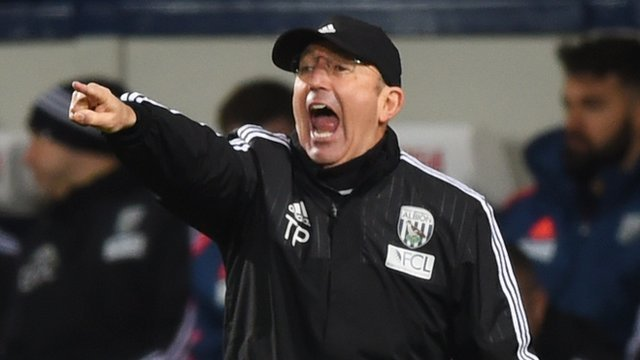 Pulis hails 'first class' Albion effort