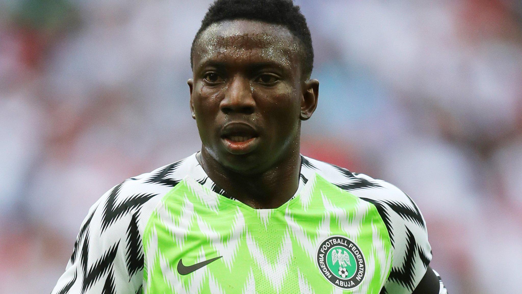 Oghenekaro Etebo: Stoke City sign Feirense midfielder for £6.35m