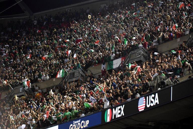 Mexicanos en el Soldier Field