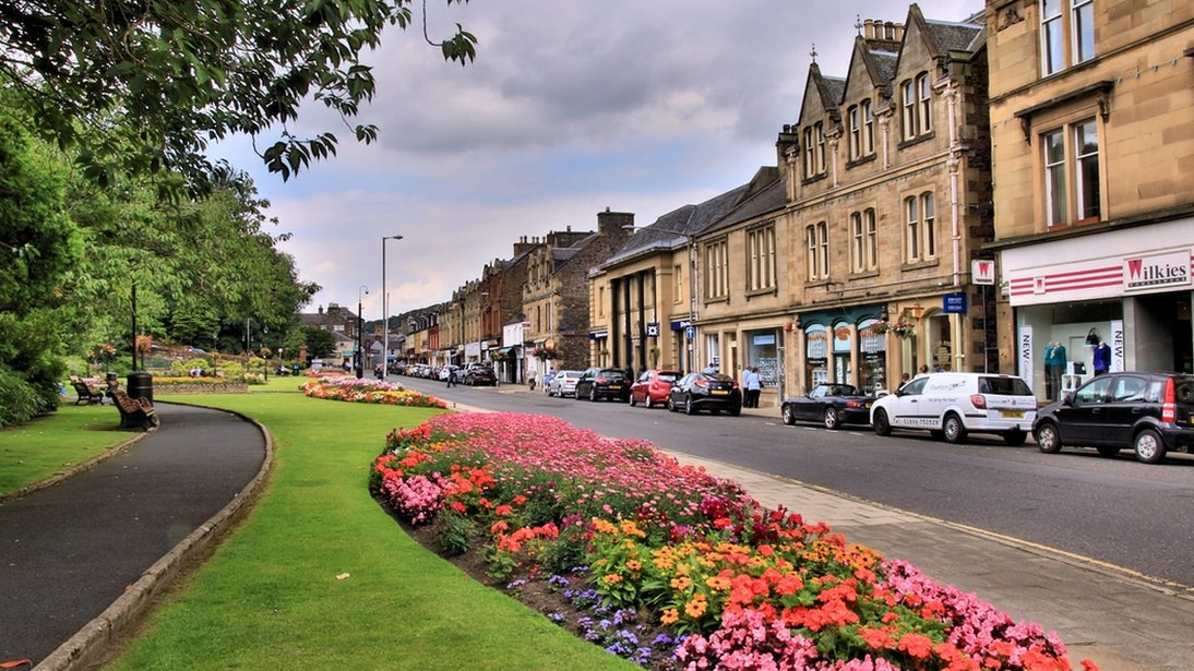 Trial scheme aims to revive Hawick and Galashiels town centres