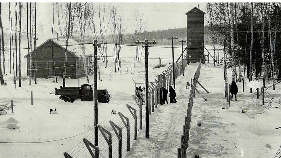 campo de internamiento