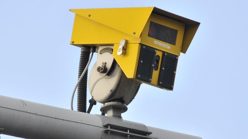 trafik kamerası