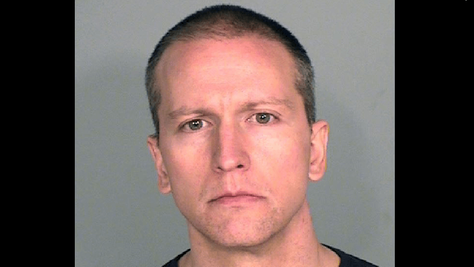 coronavirus stock Former Minneapolis police officer Derek Chauvin after being charged over the death of George Floyd