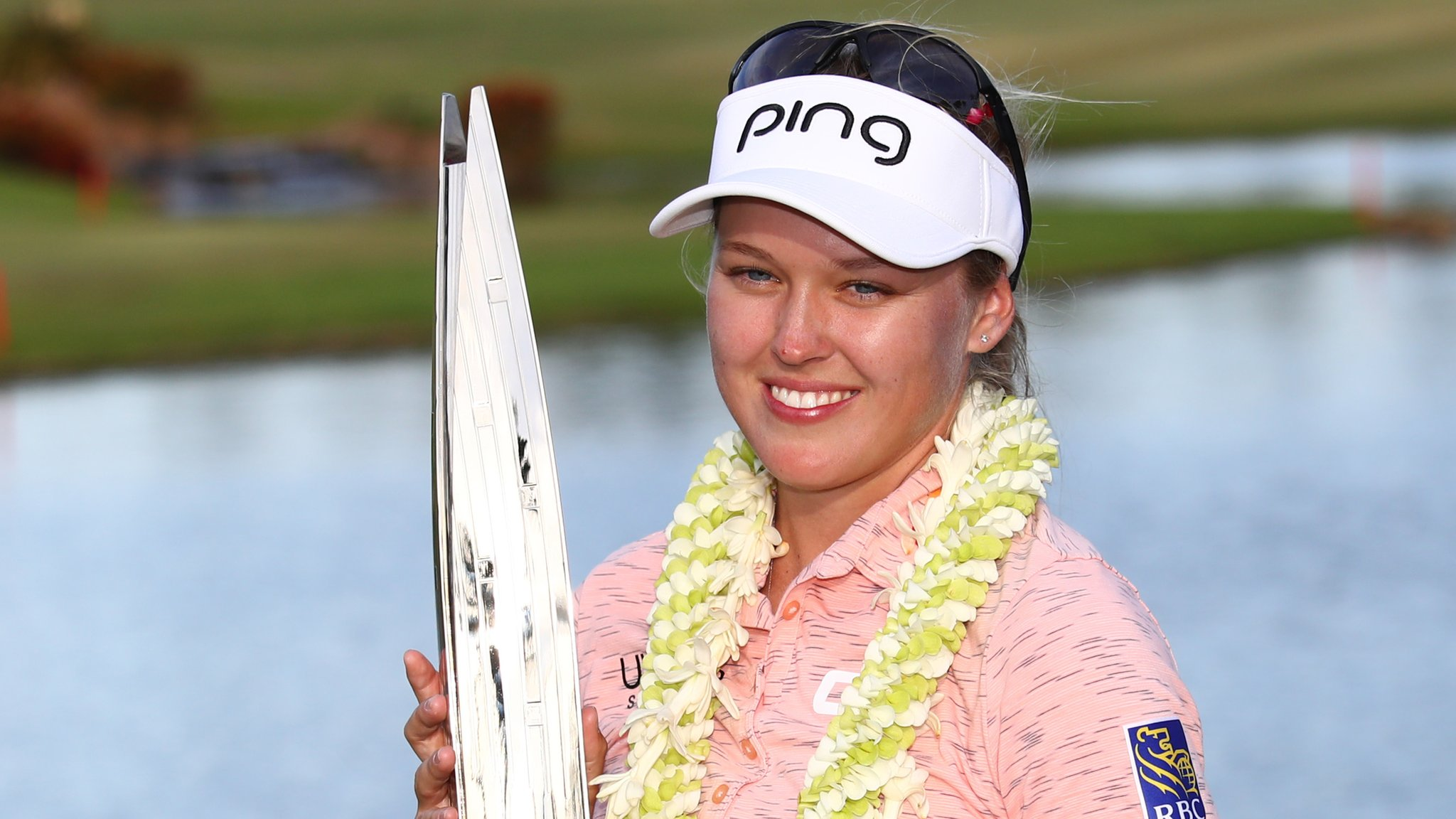Lotte Championship: Brooke Henderson defends title to tie Canadian record