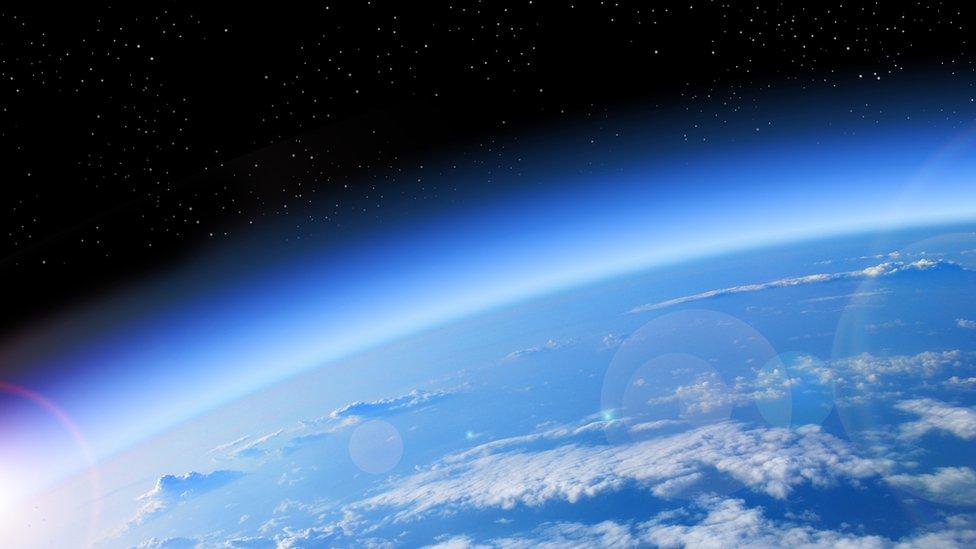 Descubrieron la causa de las emisiones que destruyen la capa de ozono