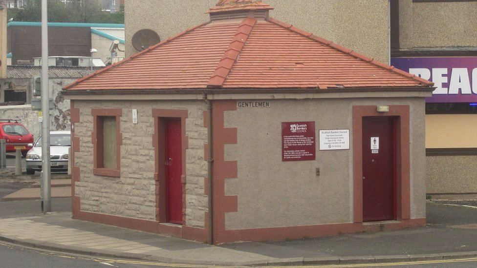 Scottish Borders Council holds toilet transfer talks