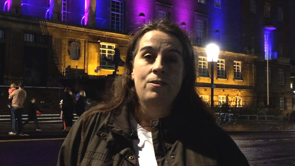 Norwich vigil remembers stillborn babies