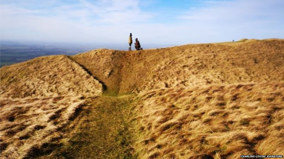 Cleeve Hill proposal