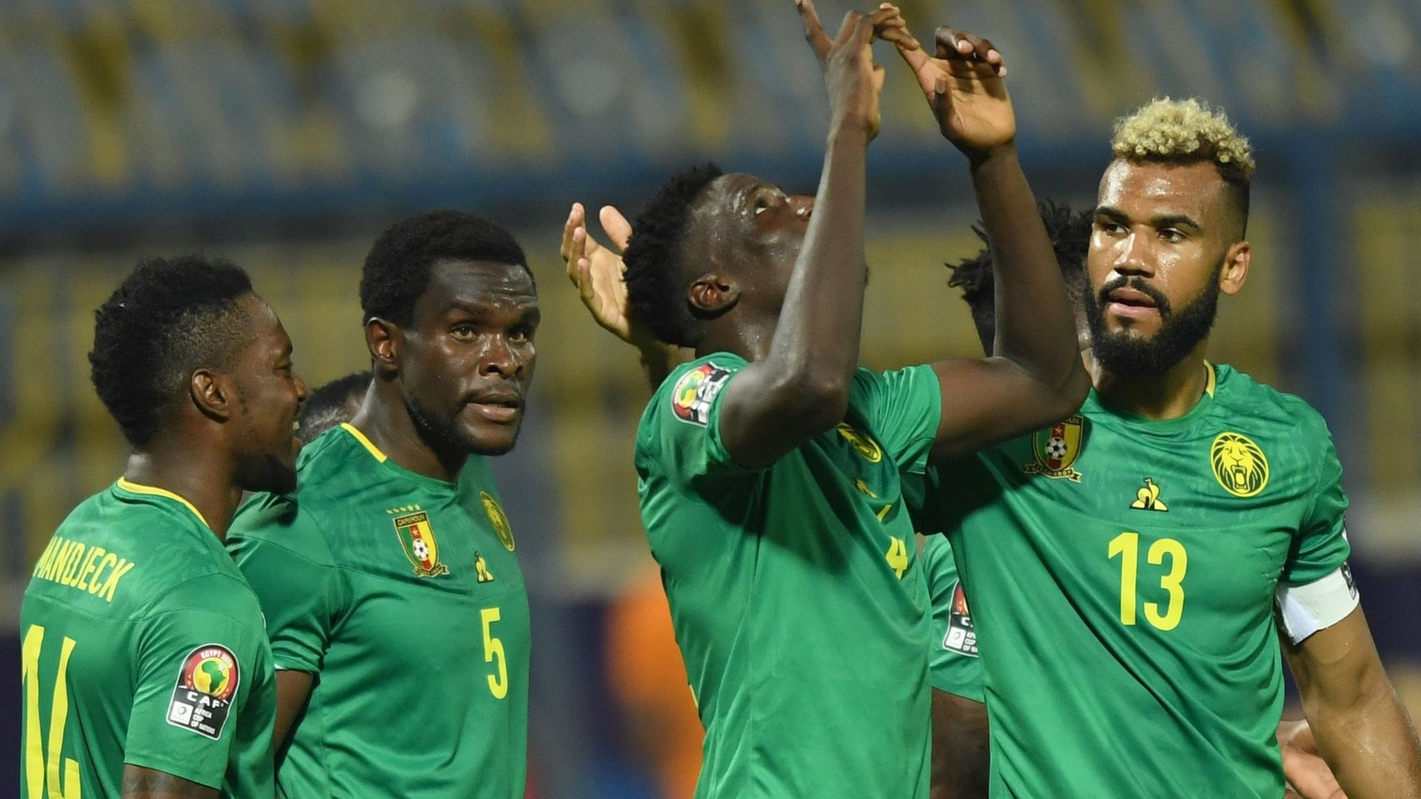Africa Cup of Nations: Holders Cameroon too strong for Guinea-Bissau