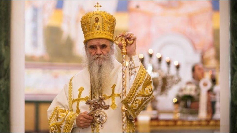 Korona virus, Crna Gora, Srbija i SPC: Ko je bio mitropolit Amfilohije i  zašto je važio za jednog od najmoćnijih ljudi crkve - BBC News na srpskom