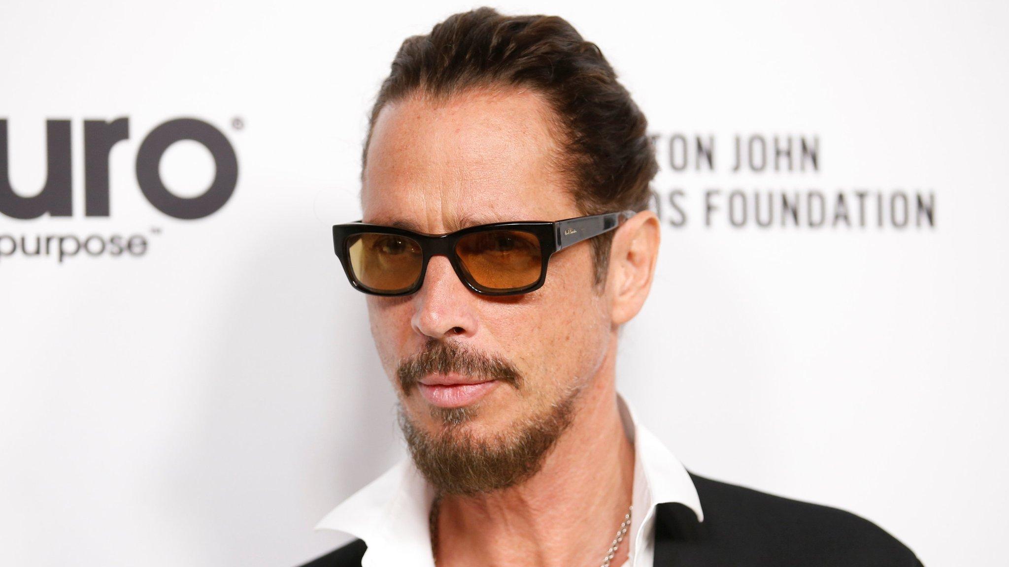 BBC News - Chris Cornell: Doctor sued over Soundgarden star's 2017 death