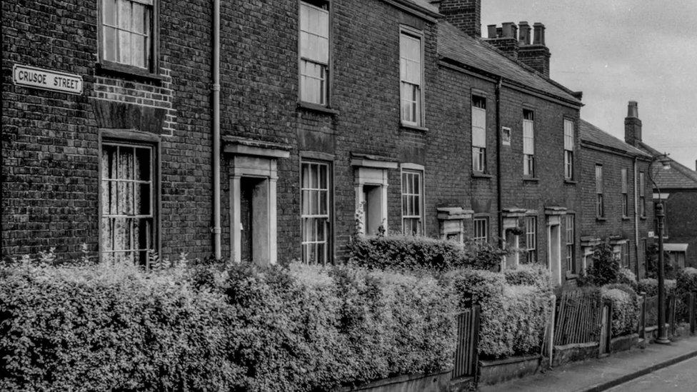 Crusoe Street, Norwich