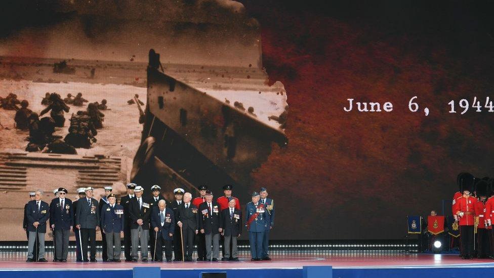Conmemoración por el 75 aniversario