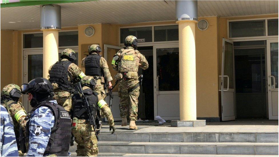 В казанской школе №175 выпускник застрелил девять человек. Что известно